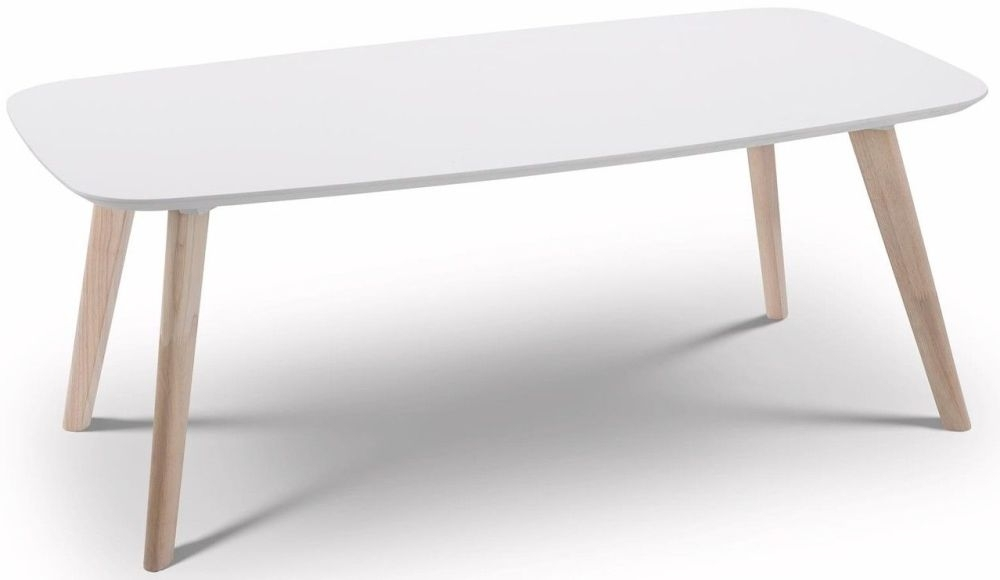 Magnificent Fashionable White And Oak Coffee Tables For Buy Julian Bowen Casa White Oak Coffee Table Online Cfs Uk (Image 36 of 50)