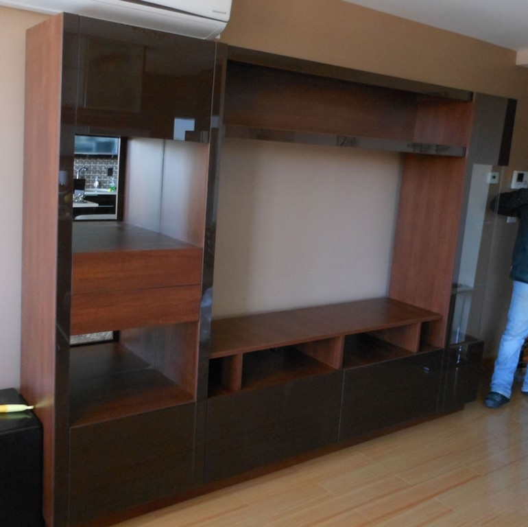 Magnificent Favorite Maple TV Cabinets Intended For Furniture Low Tv Stand Corner Tv Stand With Mount For 55 Inch Tv (View 48 of 50)