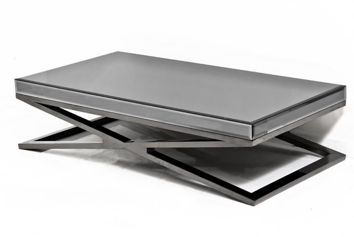 Magnificent Favorite Modern Chrome Coffee Tables Inside Modern Coffee Tables All Wwwroomservicestore (View 15 of 40)