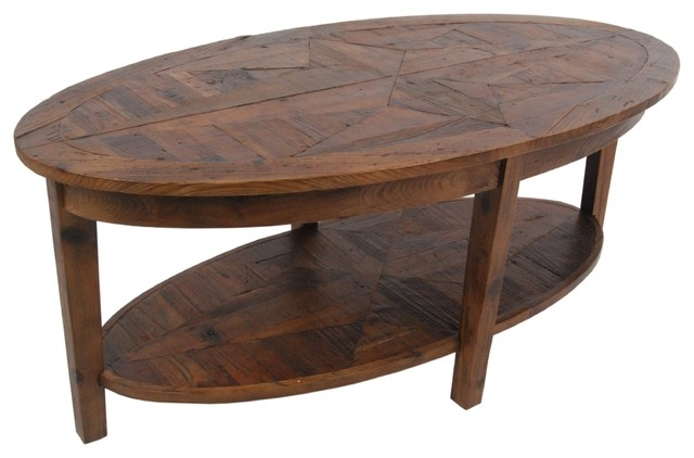 Featured Image of Oval Wooden Coffee Tables
