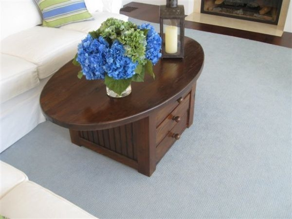 Magnificent Favorite Rustic Coffee Table Drawers In Dark Rustic Coffee Table With Bottom Shelf Lake And Mountain Home (View 32 of 50)