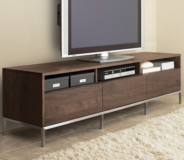 Magnificent Favorite Sleek TV Stands Inside Tv Stands Modern Tv Stand 65 Inch Frosting Glass Black Ideas (Image 34 of 50)
