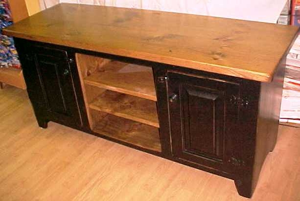 Magnificent Favorite Solid Pine TV Stands Regarding Reproduction Tv Stands Aubreys Antiques (View 33 of 50)