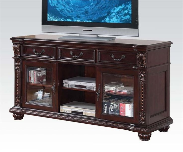 Magnificent High Quality Cherry Wood TV Cabinets For 21 Best Entertainment Center Tv Stands Tv Console Images On (View 20 of 50)