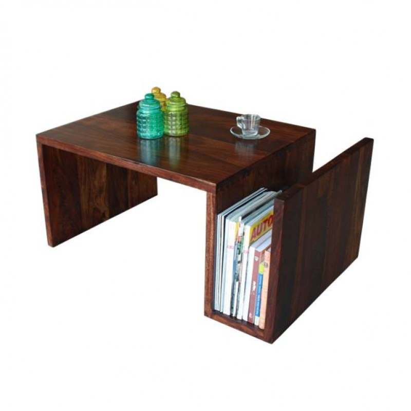 Magnificent High Quality Coffee Tables With Magazine Rack Regarding Coffee Tables Centre Tables Great Choice Of Styles Livingtrendz (Image 35 of 50)