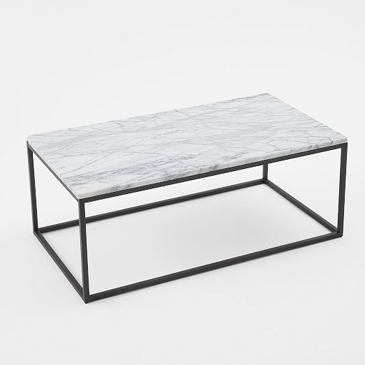 Featured Image of Marble And Metal Coffee Tables