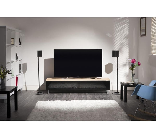 Magnificent High Quality Panorama TV Stands Within Buy Techlink Panorama Pm160lo Tv Stand Free Delivery Currys (View 19 of 50)