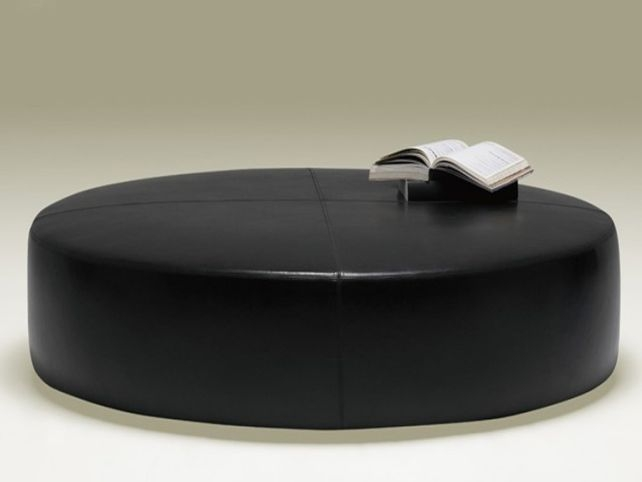 Magnificent High Quality Round Coffee Tables With Storages With Popular Of Round Coffee Table Ottoman Round Ottoman Coffee Table (Image 35 of 50)