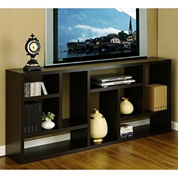 Magnificent High Quality TV Stands And Bookshelf Intended For Amazon Tv Stand Is Great Display Cabinet And Bookshelf 3 In (Image 35 of 50)