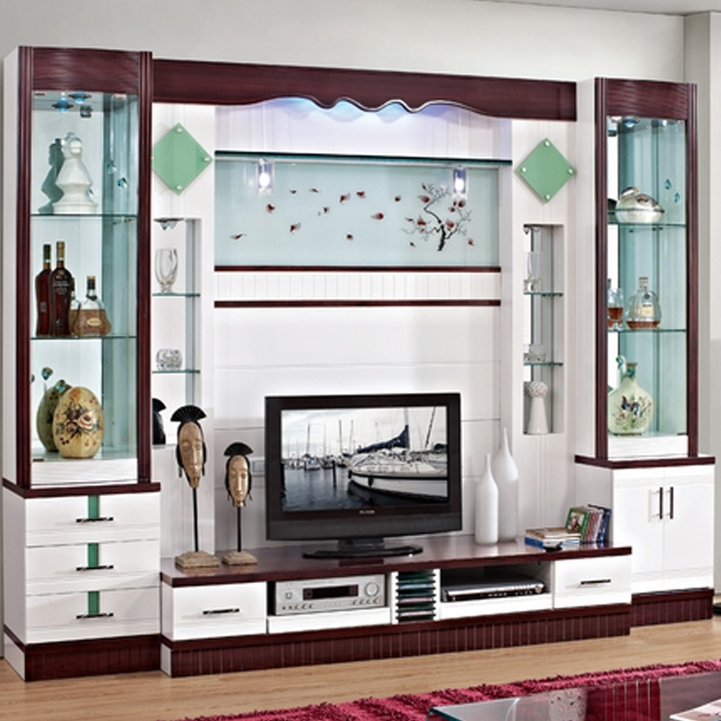Magnificent High Quality Wall Display Units & TV Cabinets Inside Cabinet Pc Picture More Detailed Picture About Fashion Wine (Image 36 of 50)