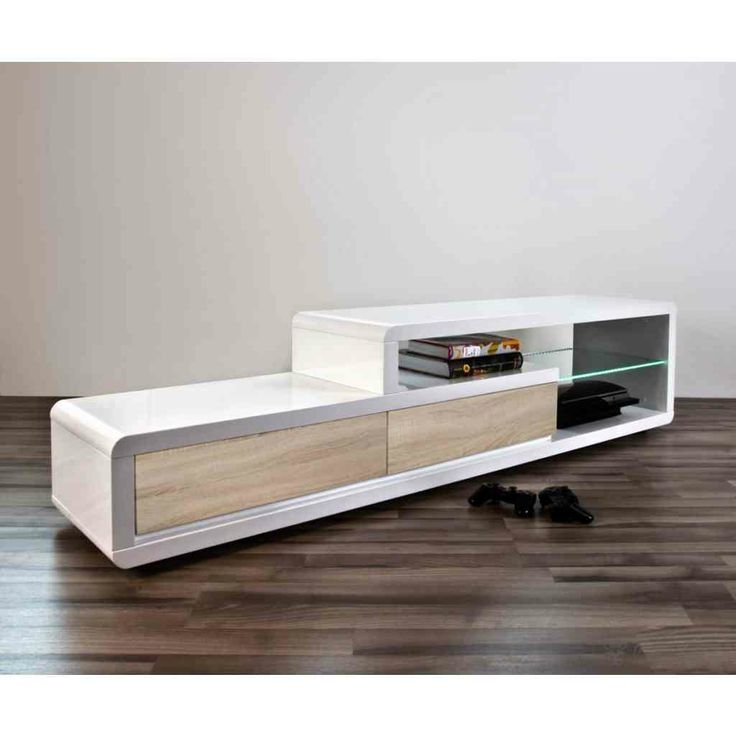Magnificent High Quality White Oval TV Stands Throughout 15 Best Tv Stand Images On Pinterest Entertainment Tv Walls And (Image 40 of 50)
