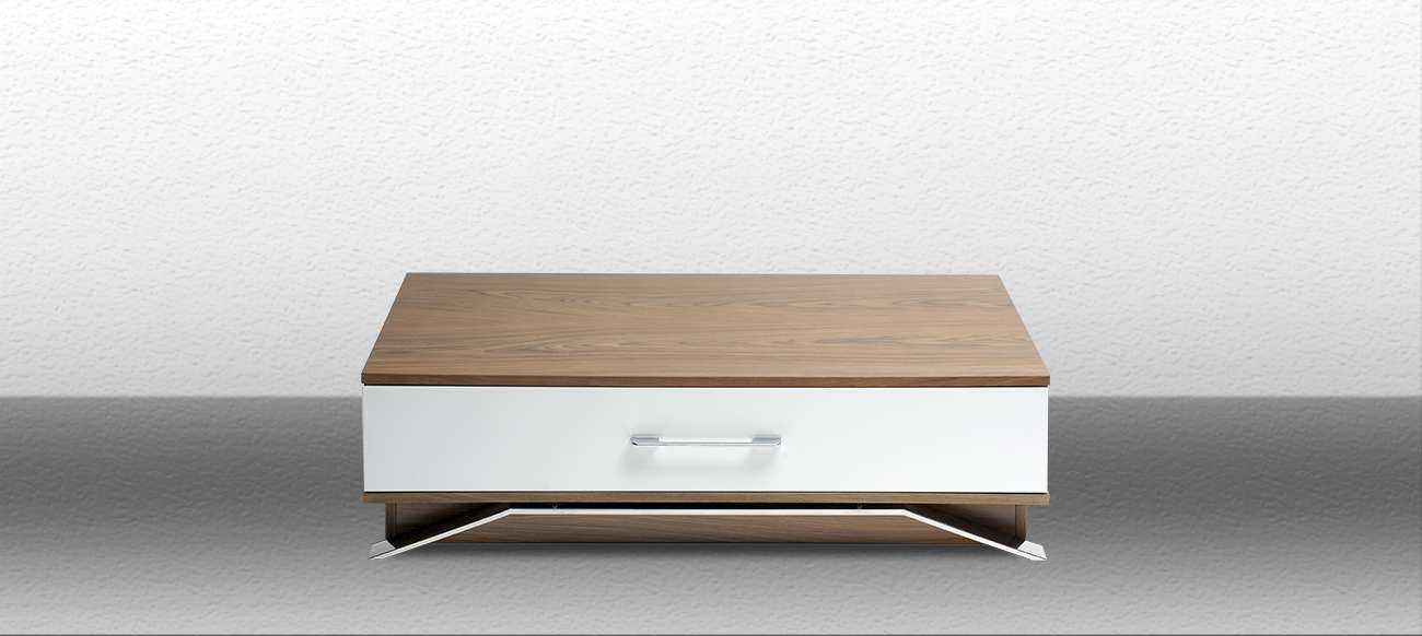 Magnificent Latest Bordeaux Coffee Tables Throughout Modern Coffee Tables Zyance Furniture (Image 37 of 50)