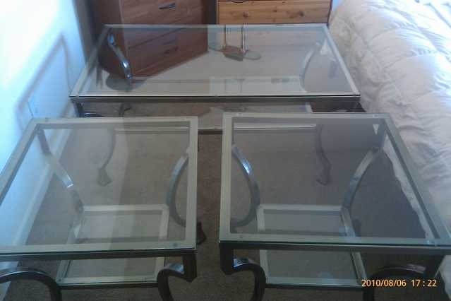 Magnificent Latest Coffee Table With Matching End Tables In Glass Coffee Table And Matching End Tables Used 100 Anderson (Image 42 of 50)