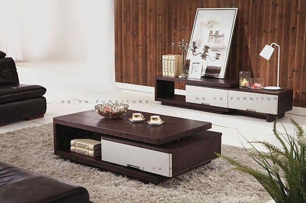 Magnificent Latest Coffee Tables And Tv Stands Matching Regarding Matching Oak Coffee Table And Tv Stand Oak Solid Timber (Image 27 of 40)