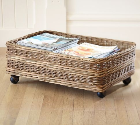 Magnificent Latest Coffee Tables With Basket Storage Underneath Pertaining To Best 20 Underbed Storage With Wheels Ideas On Pinterest Ikea (Image 33 of 50)