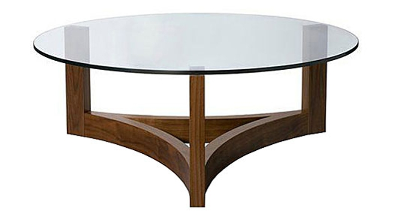 Magnificent Latest Coffee Tables With Oval Shape Throughout Coffee Table Clear Oval Shape Glass And Steel Coffee Table Clear (View 32 of 50)