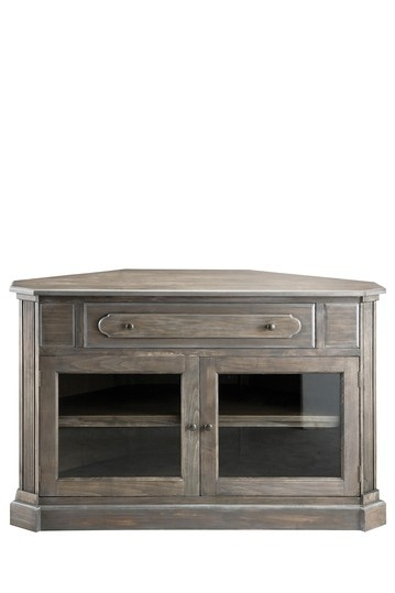 Magnificent Latest Grey Corner TV Stands Regarding Best 25 Corner Tv Cabinets Ideas Only On Pinterest Corner Tv (Image 39 of 50)