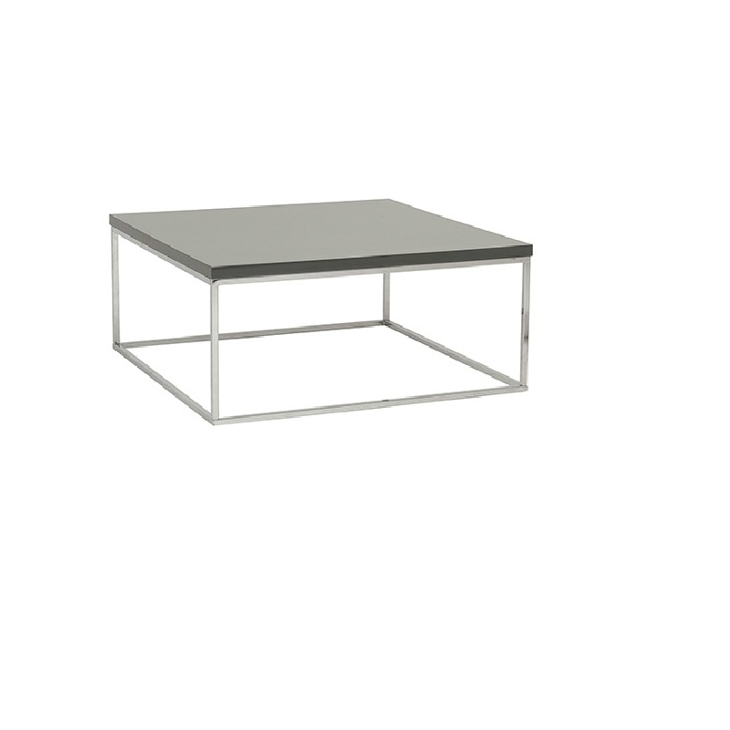 Magnificent Latest Metal Square Coffee Tables With Teresa Square Coffee Table Eurostyle (Image 30 of 40)