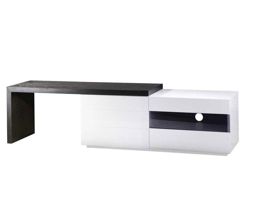 Magnificent Latest Modern Corner TV Stands Within Modern Living Bl Geneva Tv Stand Tv Stands (View 22 of 50)