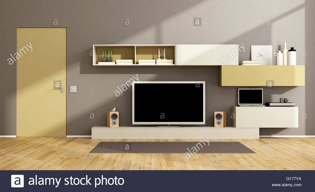 Magnificent Latest Modern TV Cabinets For Flat Screens Inside Thin Tv Stand Full Image For Thin Tv Stand Besta Ikea Tv Unit Tv (Image 38 of 50)