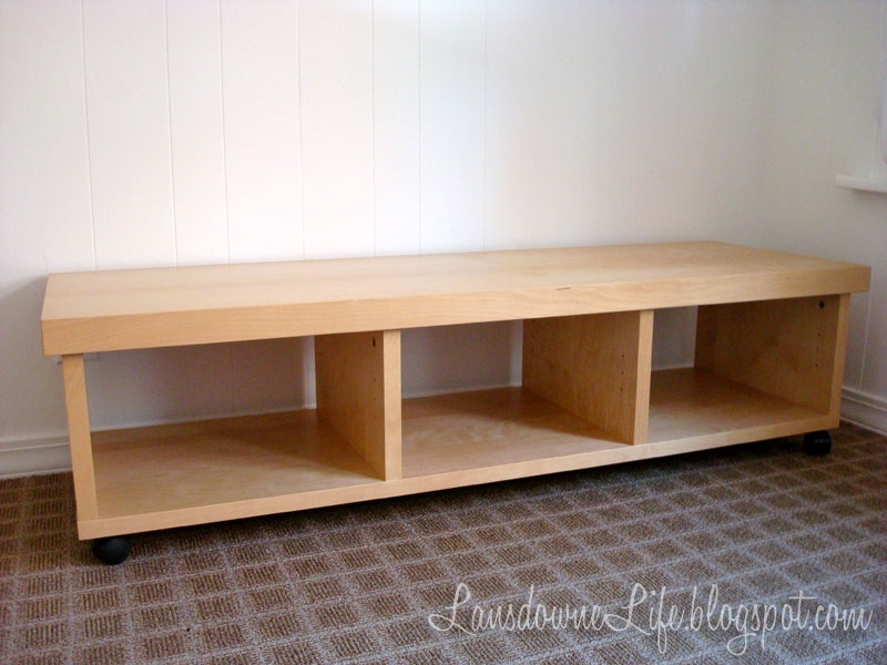 Magnificent Latest Playroom TV Stands Within A Long Story About Playroom Toy Storage Lansdowne Life (Image 31 of 50)