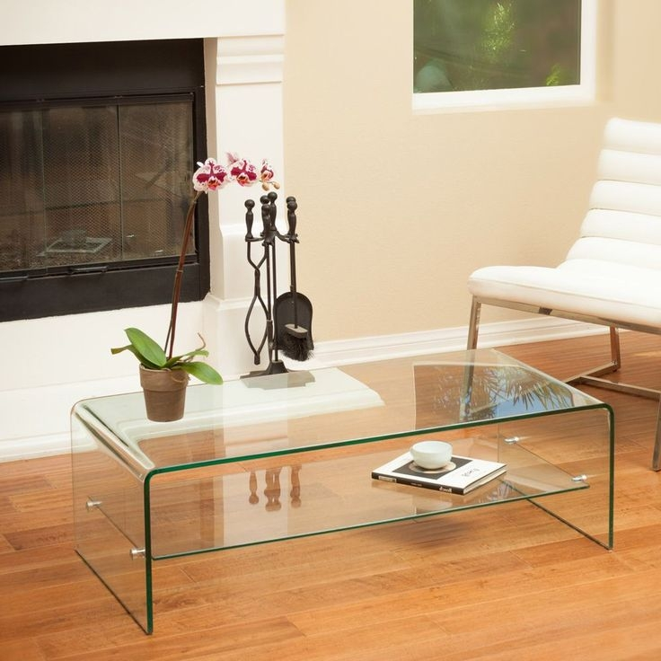 Magnificent Latest Transparent Glass Coffee Tables Pertaining To 92 Best Modern Coffee Table Images On Pinterest Modern Coffee (Image 35 of 50)