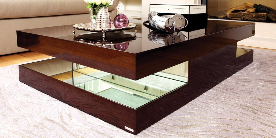 Magnificent Latest Wood Modern Coffee Tables For Living Room The Wood Modern Coffee Table Tables Lylvosa Dsko (Image 37 of 50)