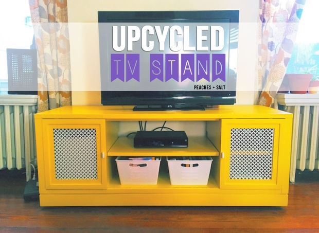 Magnificent Latest Yellow TV Stands Throughout Upcycled Tv Stand 7 Steps With Pictures (View 34 of 50)