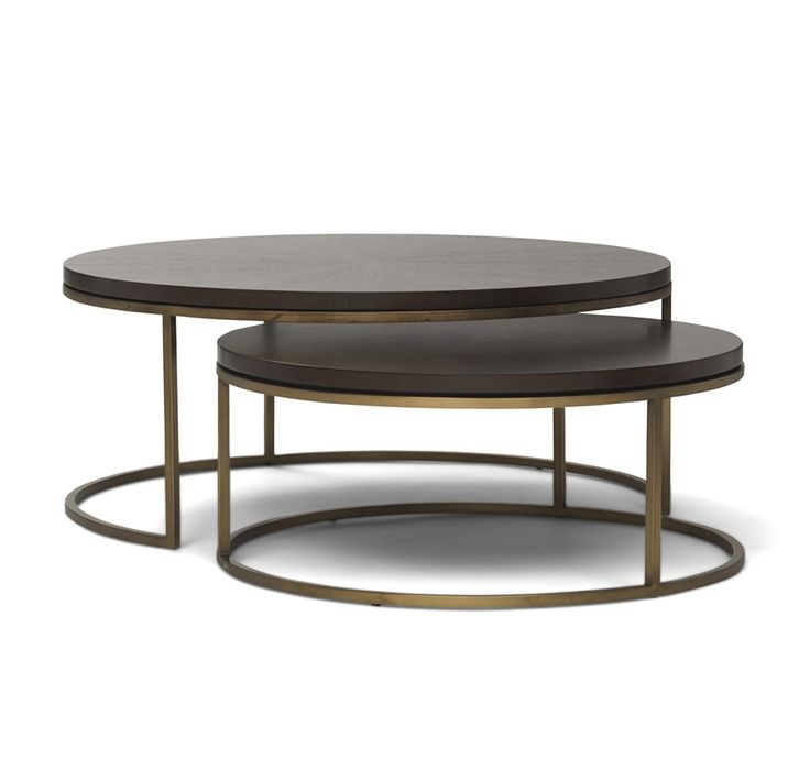 Magnificent New Circle Coffee Tables For Best 25 Black Coffee Tables Ideas On Pinterest Coffee Table (Image 32 of 50)