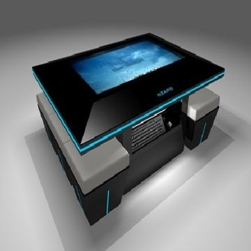 Magnificent New Led Coffee Tables Pertaining To Coffee Table Fascinating Touch Screen Coffee Table Ideas Touch (Image 38 of 50)