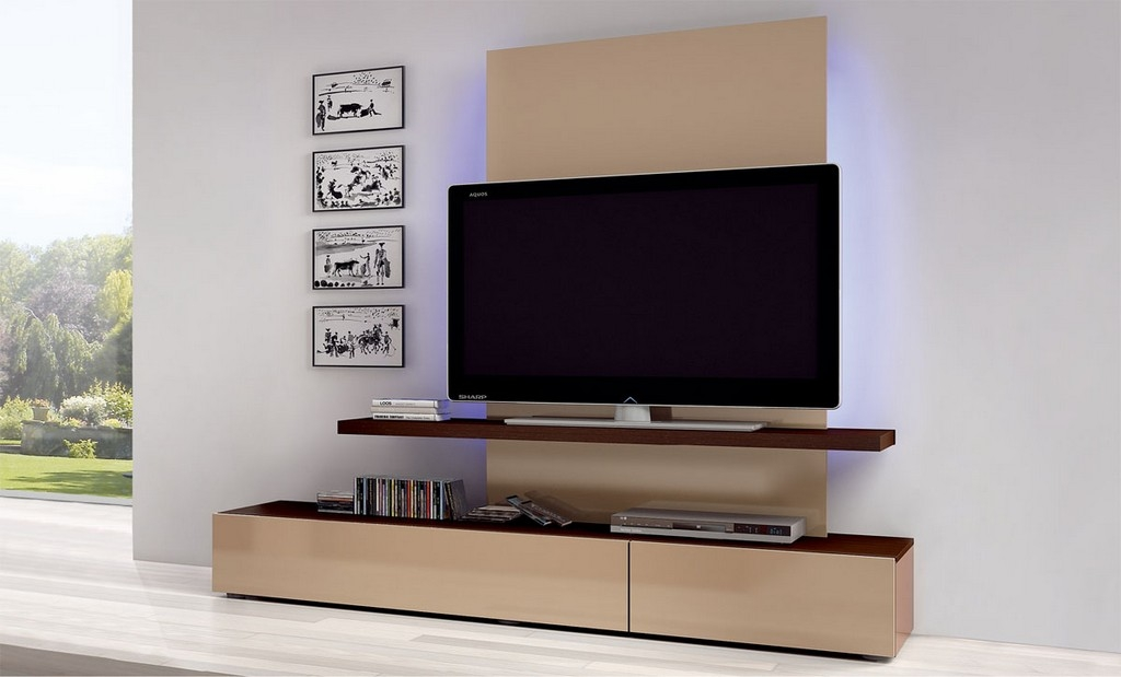 Magnificent New Modern TV Stands For Flat Screens In White Modern Tv Stand Modrest Frost Modern Small White Tv Unit (Image 32 of 50)