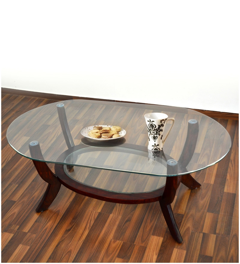 Magnificent New Oval Shaped Glass Coffee Tables With The One Of A Kind Oval Shaped Coffee Tables Coffe Table Gallery (Image 39 of 50)
