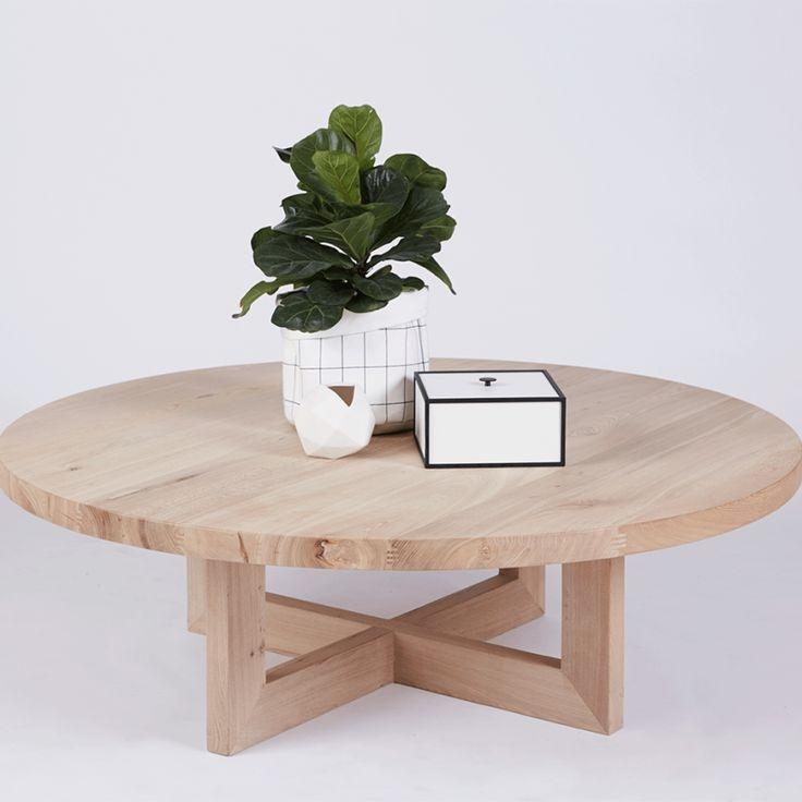 Magnificent New Round Oak Coffee Tables In Top 25 Best Oak Coffee Table Ideas On Pinterest Solid Wood (View 35 of 40)