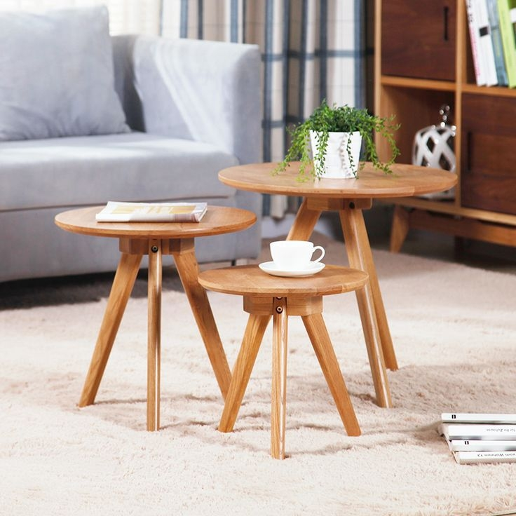 Magnificent New Small Round Coffee Tables Pertaining To Best 25 Round Coffee Table Ikea Ideas On Pinterest Ikea Glass (Image 33 of 50)