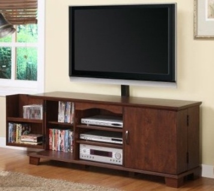 Magnificent New TV Stands With Mount Inside Guide To Tv Stands With Mount Studiopsis (Image 36 of 50)