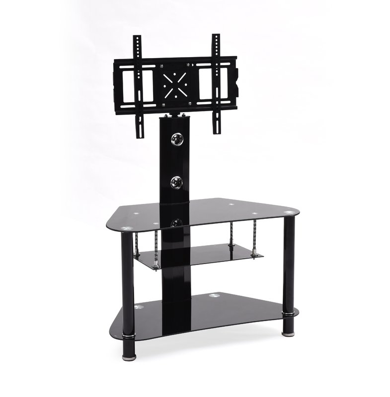 Magnificent New Upright TV Stands In Flat Panel Mount Tv Stands Youll Love Wayfair (Image 34 of 50)