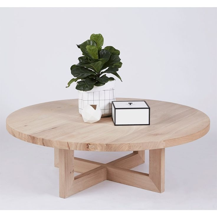 Magnificent Popular Circle Coffee Tables Intended For Best 25 Round Wood Coffee Table Ideas On Pinterest Tree Trunk (Image 33 of 50)