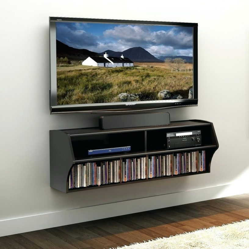 Magnificent Popular Full Wall TV Cabinets Intended For Astonishing Furniture For Living Room Decoration With Various Wall (Image 40 of 50)