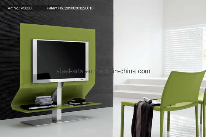 Magnificent Popular Green TV Stands Regarding Apple Green Hot Bending Glas Tv Stand On This Furniture Dot Com (Image 35 of 50)