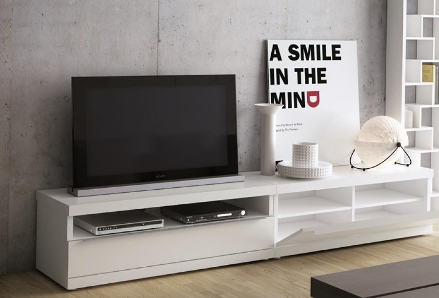 Magnificent Popular Long White TV Stands Pertaining To High Tv Stand For Living Room Tv Stand For Living Room Bedroom (Image 33 of 50)