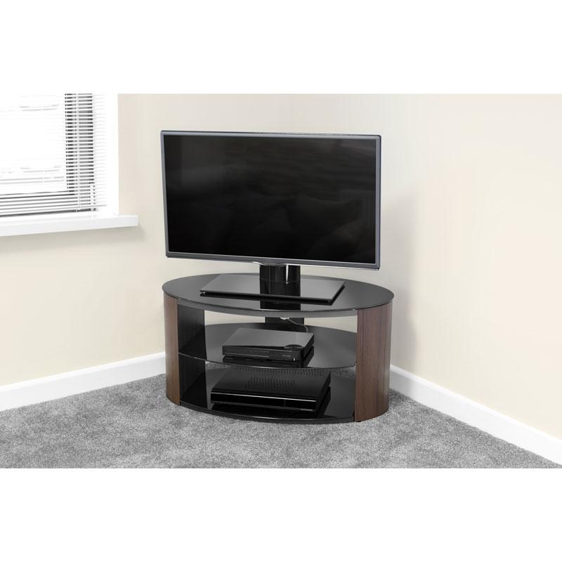 Magnificent Popular Low Corner TV Stands Inside Tv Stands Inspiring Corner Tv Stand Amazon Tv Stands Best Buy Tv (Image 35 of 50)