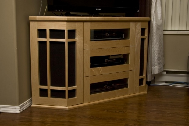 Magnificent Popular Maple TV Stands For Maple Tv Stand Woodworking Talk Woodworkers Forum (View 47 of 50)