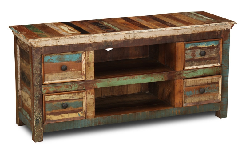 Magnificent Popular Small TV Cabinets Pertaining To Reclaimed Indian Small Tv Cabinet Trade Furniture Company (View 21 of 50)