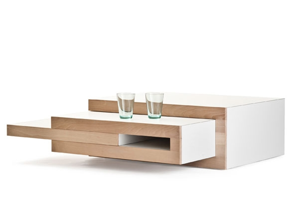 Magnificent Popular Space Coffee Tables With Regard To 11 Stylish Space Saving Coffee Tables Vurni (Image 31 of 50)
