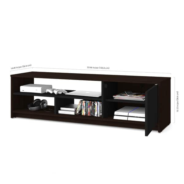 Magnificent Popular TV Stands For Small Spaces For Bestar Small Space 535 Inch Tv Stand Free Shipping Today (Image 43 of 50)