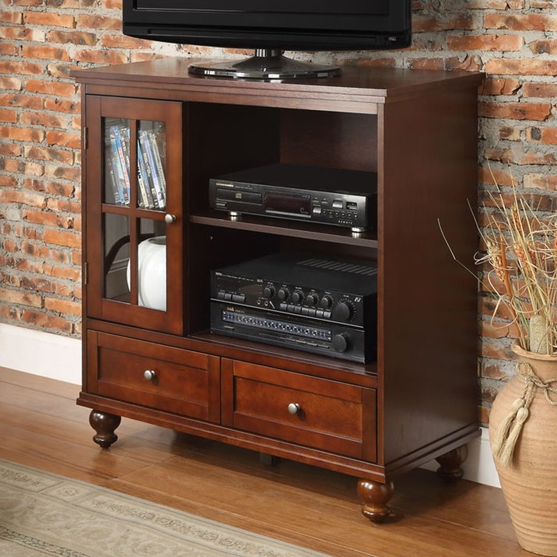 Magnificent Popular TV Stands With Storage Baskets For Extra Tall Tv Stands Wayfair (Image 26 of 50)