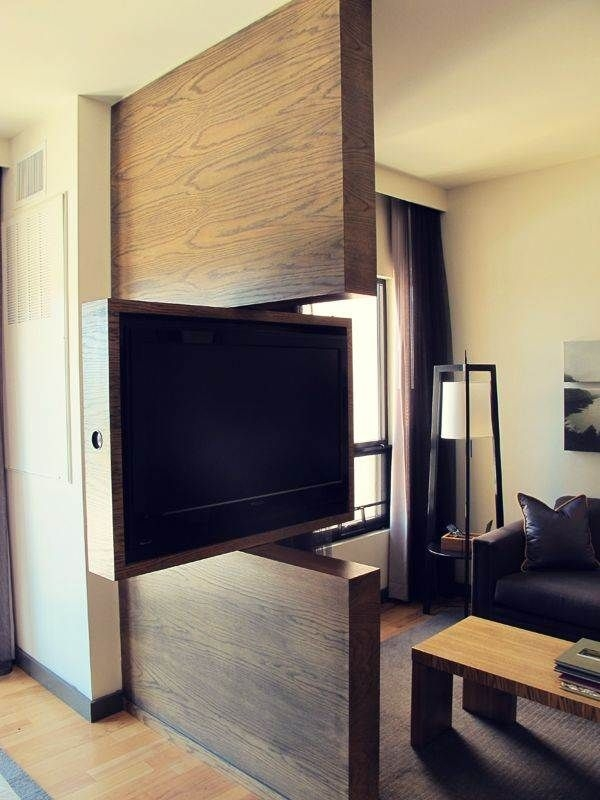 Magnificent Popular Wood TV Stands With Swivel Mount Regarding Best 25 Swivel Tv Stand Ideas On Pinterest Tvs For Bedrooms Tv (Image 32 of 50)