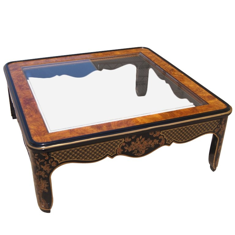 Magnificent Preferred Asian Coffee Tables Regarding Drexel Asian Motif Coffee Table For Sale At 1stdibs (View 24 of 40)