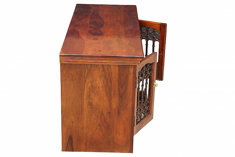 Magnificent Preferred Jali TV Cabinets For Waca Waca Jali Tv Cabinet Media Console Wooden Cabinet (Image 36 of 50)