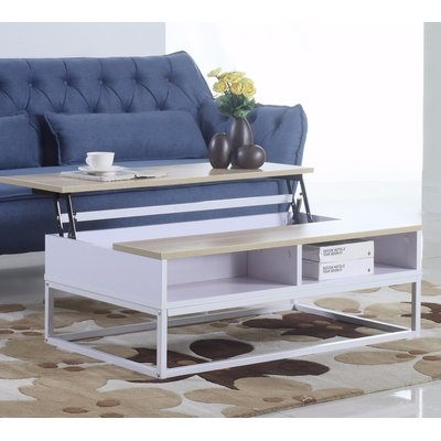 Magnificent Preferred Madison Coffee Tables Throughout Madison Home Usa Coffee Table With Lift Top Reviews Wayfair (Image 29 of 40)
